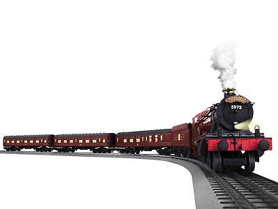 Lionel 6-83972 O Harry Potter Hogwarts Express LionChief Train Set w/ Bluetooth
