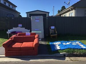 FREE FREE FREE!!! Garage Sale TODAY(22/06) St Marys Penrith Area Preview