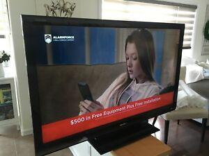 60 Inch Sharp LCD TV - Mint condition - FREE DELIVERY