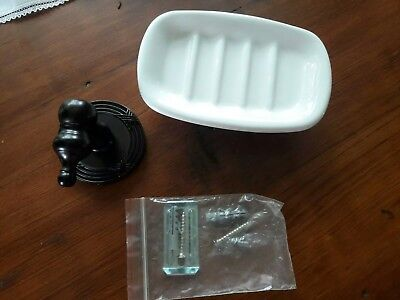 Oil Rubbed Bronze Wall Mount Soap Dish Signature Hardware Bronze Oil Rubbed Soap Dish