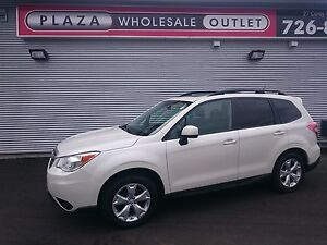 2014 Subaru Forester 2.5 Limited