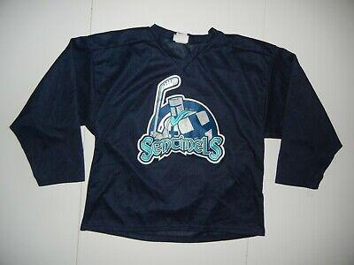 Reebok 4773 Rash Guard Stay Dri Stretch Mesh Hockey Shirt  XXL Blue//White