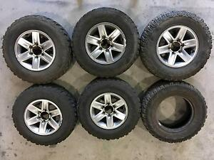 Alloy wheels and tyres Hume Queanbeyan Area Preview