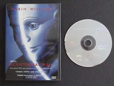 BICENTENNIAL MAN (DVD 2000 WITH INSERT) Robin Williams, Oliver Platt, Sam Neill