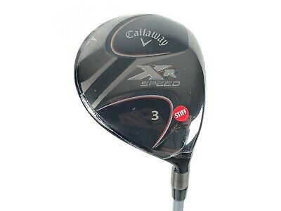 CALLAWAY XR SPEED 3 WOOD STIFF FLEX
