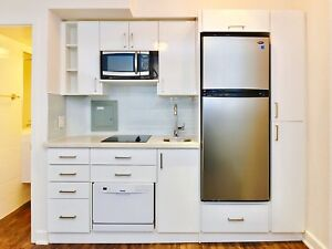 Newly Renovated Micro-Smart Bachelor Suite W/ 5 Apls-From $1495!