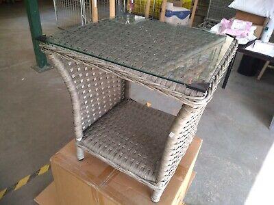 Ratan Garden Table