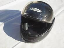 Zeus flipface motorbike helmet O'Connor North Canberra Preview