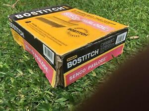 Framing Nails 75x3.06mm 33deg Bostitch Hot Dipped Box 3000