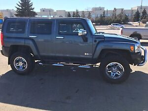 2006 H3 Hummer Luxury Edition