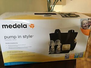 Medela pump in style over $400 in stores