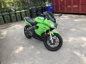 2009 Ninja 650R