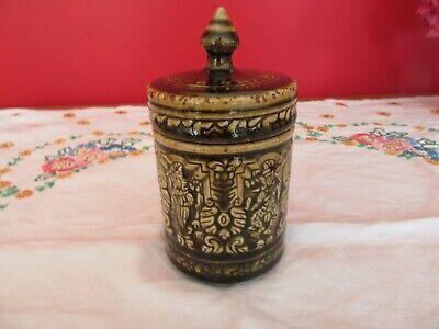 Lovely Vintage Thai Celadon Pottery pot