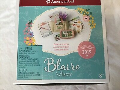 American Girl Blaire Accessories