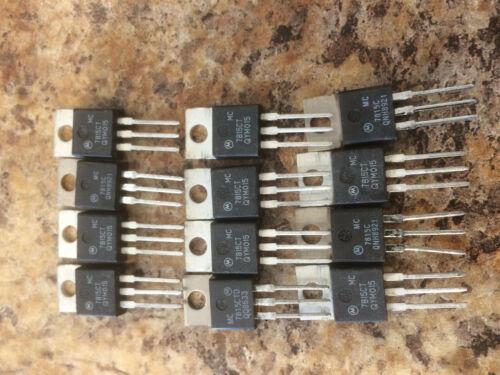 Motorola UA7815CT Voltage Regulator Transistors  Free Shipping
