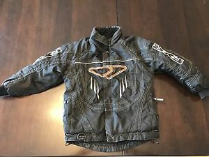 Kids FXR jacket