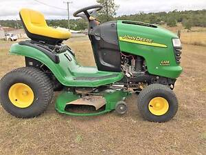 John Deere L110 fully reconditioned Greta Cessnock Area Preview