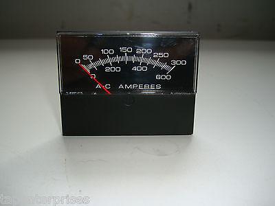 Hoyt A-c Amperes Panel Meter 295339 C-7679