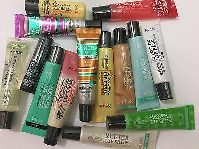 - Bath & Body Works C.O. Bigelow Mentha Lip Shine Balm Stick Tint Gloss U PICK 1