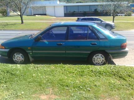 1994 Ford Laser Turvey Park Wagga Wagga City Preview