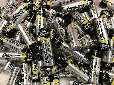Energizer Industrial Alkaline AA RC Radio 1.40 Volt Batteries 100 Pack Toys,,