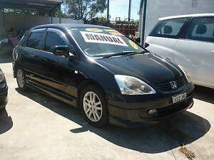 2005 Honda Civic Hatchback MANUAL ... THIS WEEK ONLY SPECIAL Harris Park Parramatta Area Preview
