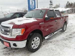 """2014 Ford F-150 4WD SuperCrew 145"""" X"""