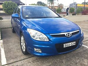 2008 Hyundai i30 AUTOMATIC TURBO DIESEL Liverpool Liverpool Area Preview