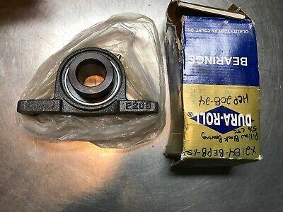 Hcp208-24 Dura-roll Pillow Block Wide Inner Ring Insert Eccentric Lock Collar