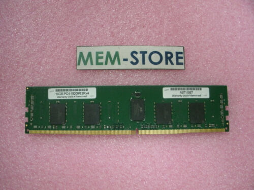 A8711887 16GB DDR4 PC4-19200 RDIMM Dell PowerEdge FC830 M630 M830 T430 T630