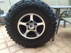 Toyota Land Cruiser 70 series Alloy Wheels Stirling Stirling Area Preview