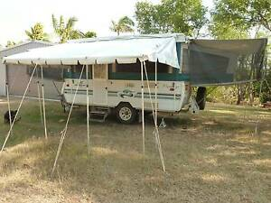 1998 Jayco Flamingo Off Road Camper Rockhampton Surrounds Preview