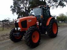 LIKE NEW 2015 KUBOTA M135GX 135HP TRACTOR SLASHER JOHN DEERE Austral Liverpool Area Preview