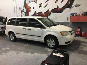 Dodge gr caravan 2009