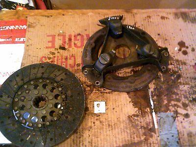 John Deere Mt Tractor Jd Auburn Pressure Plate Clutch