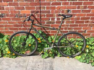Kona Unit steel frame singlespeed mountain bike