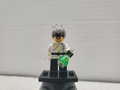 LEGO Minifigures Series 4 Mad Crazy Scientist 100% Complete Authentic Minifigure