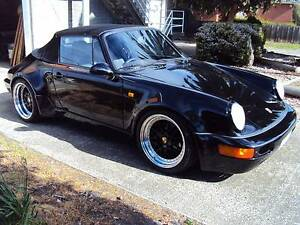 1982 PORSCHE 911 SC TARGA CABRIOLET MATCHING NUMBERS HIGH HP LOW Howrah Clarence Area Preview