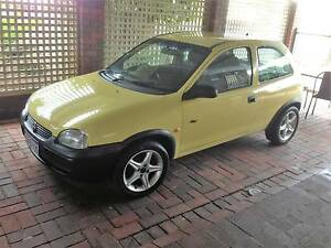 2000 Holden Barina Hatchback Geraldton Geraldton City Preview