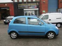 Chevrolet Matiz by Grange Car Sales, Manchester, Greater Manchester