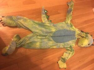Dinosaur costume 4t