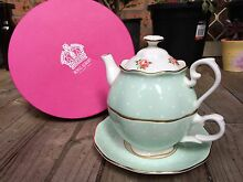 Royal Prince Albert 4 piece Teapot set Cooks Hill Newcastle Area Preview
