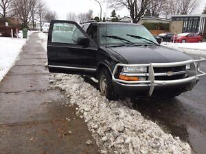 Chevrolet Blazer Push bumper