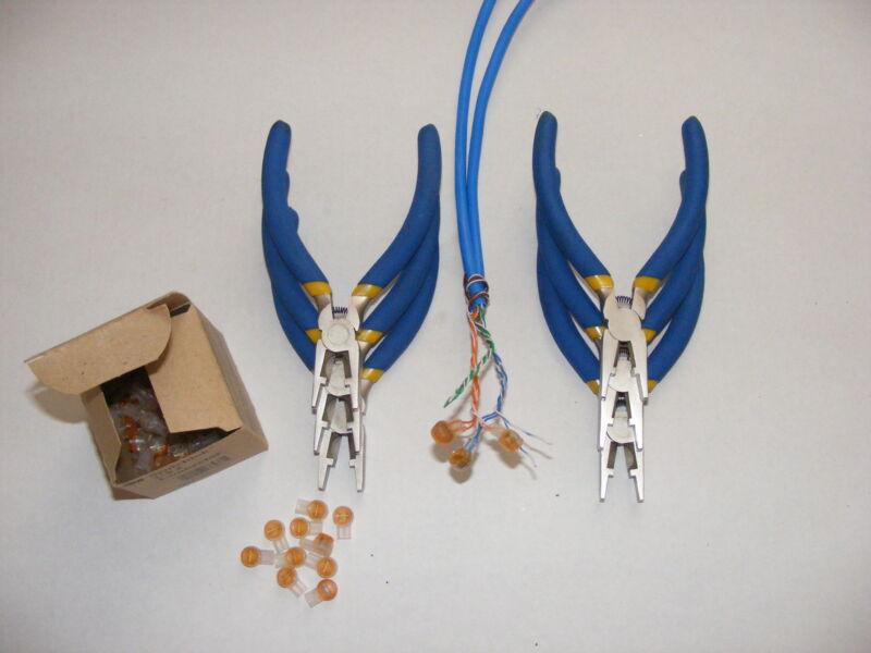 Scotchlok® tool crimper pliers scotchlock scotchloc  6 tools uy2 ur2