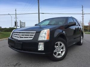 2008 Cadillac SRX fully loaded certified on special