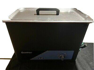 Lr Quantrex Q310 Ultrasonic Cleaner 3 Month Warranty Ready To Use