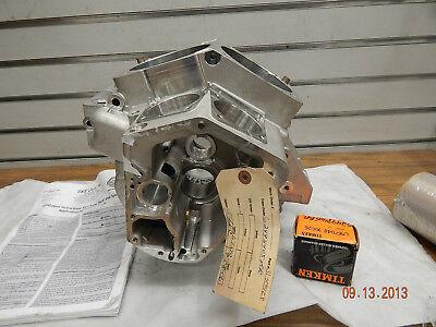 NEW S&S BIG BORE ENGINE MOTOR CASES HARLEY 111 117 124 CHOPPER CUSTOM EVO GENUI