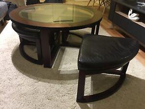 Rolling Ottoman Coffee Table.Stylegarage Upcycled Army Roll Ottoman Table Coffee Tables