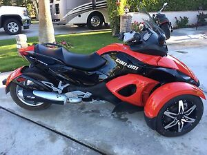2009 Can Am Spyder RS auto