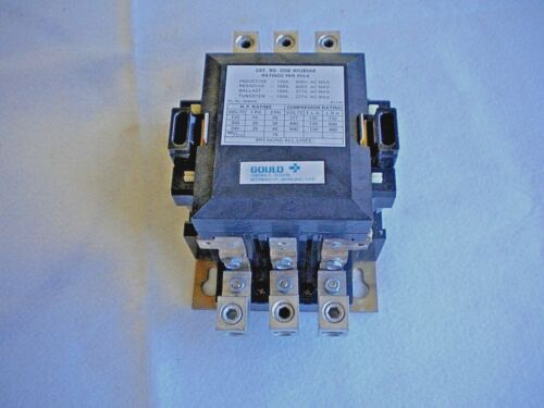 GOULD Magnetic Contactor 2250 HI1203AA NEW!
